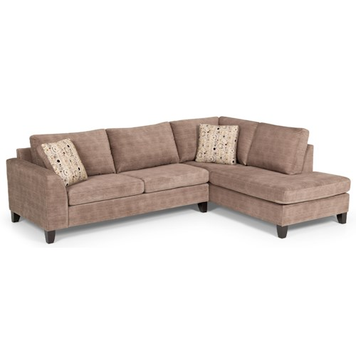 Stanton 194 Two Piece Sofa with RAF Chaise
