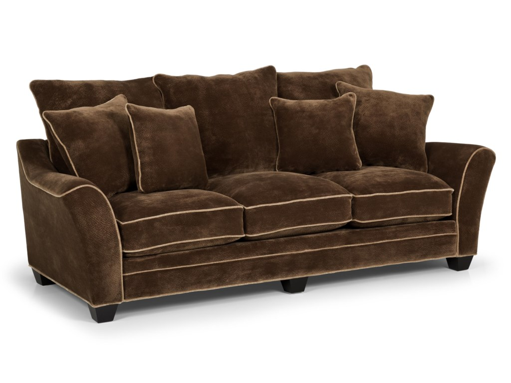 Sunset Home 197Scattered-Back Sofa