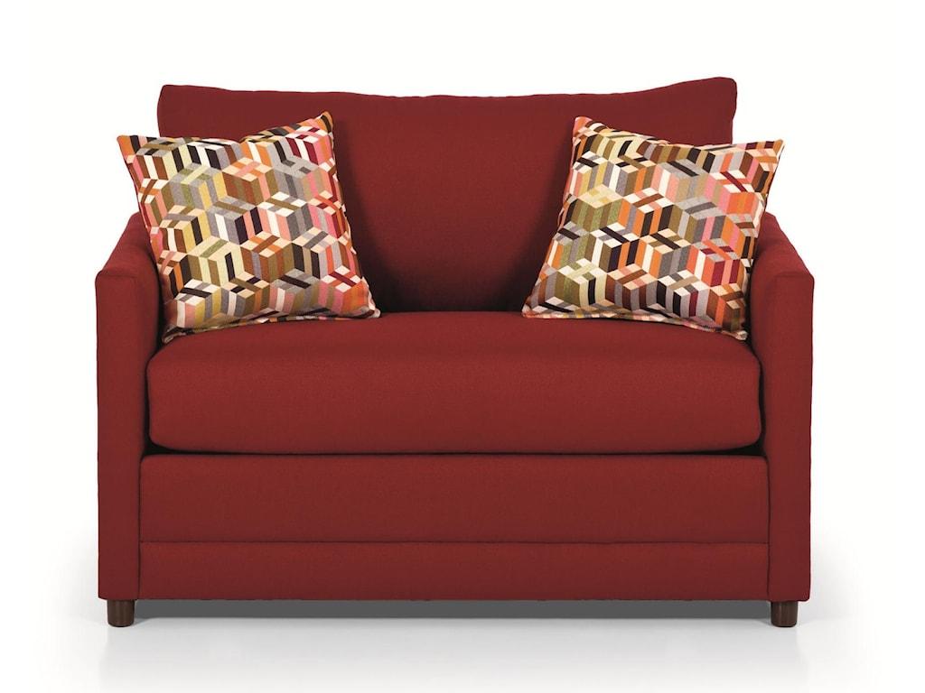 Stanton 200Twin Basic Sleeper Chair