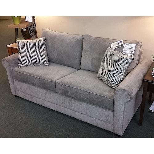 Stanton 202 Full Sleeper Sofa  with Gel Mattress