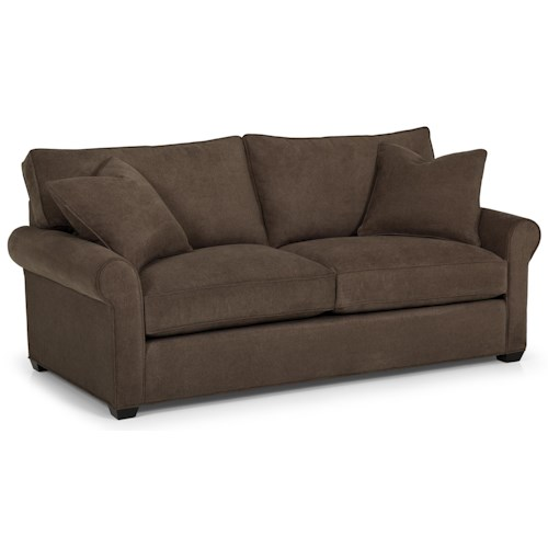 Stanton 225 Transitional Queen Basic Sofa Sleeper