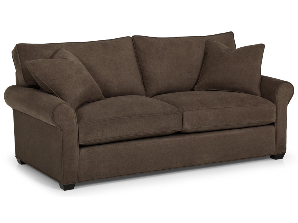 Sunset Home 225Transitional Queen Gel Sofa Sleeper