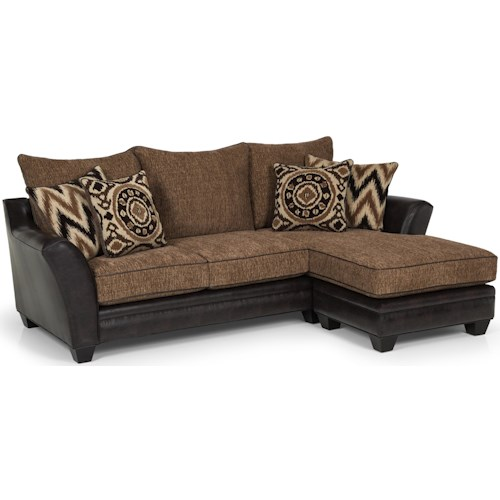 Stanton 257 Stationary Sofa Chaise
