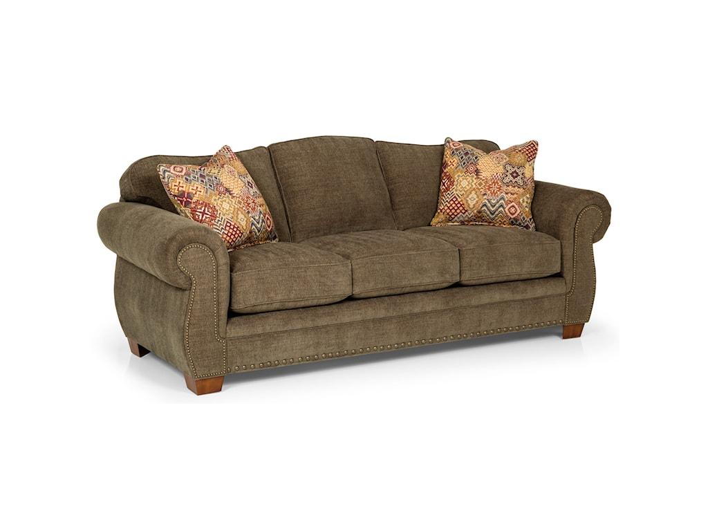 Stanton 273Queen Basic Sleeper Sofa