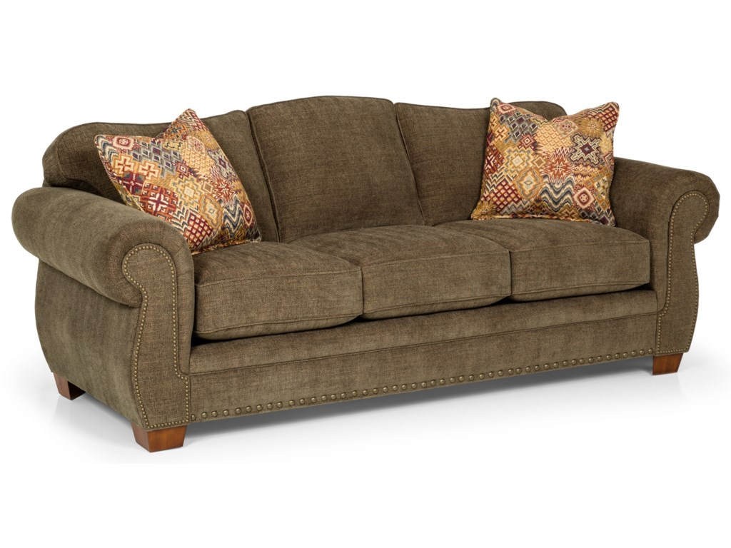 Stanton 273Queen Basic Sleeper Sofa