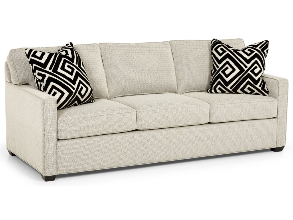 Sunset Home 287Queen Basic Sleeper Sofa