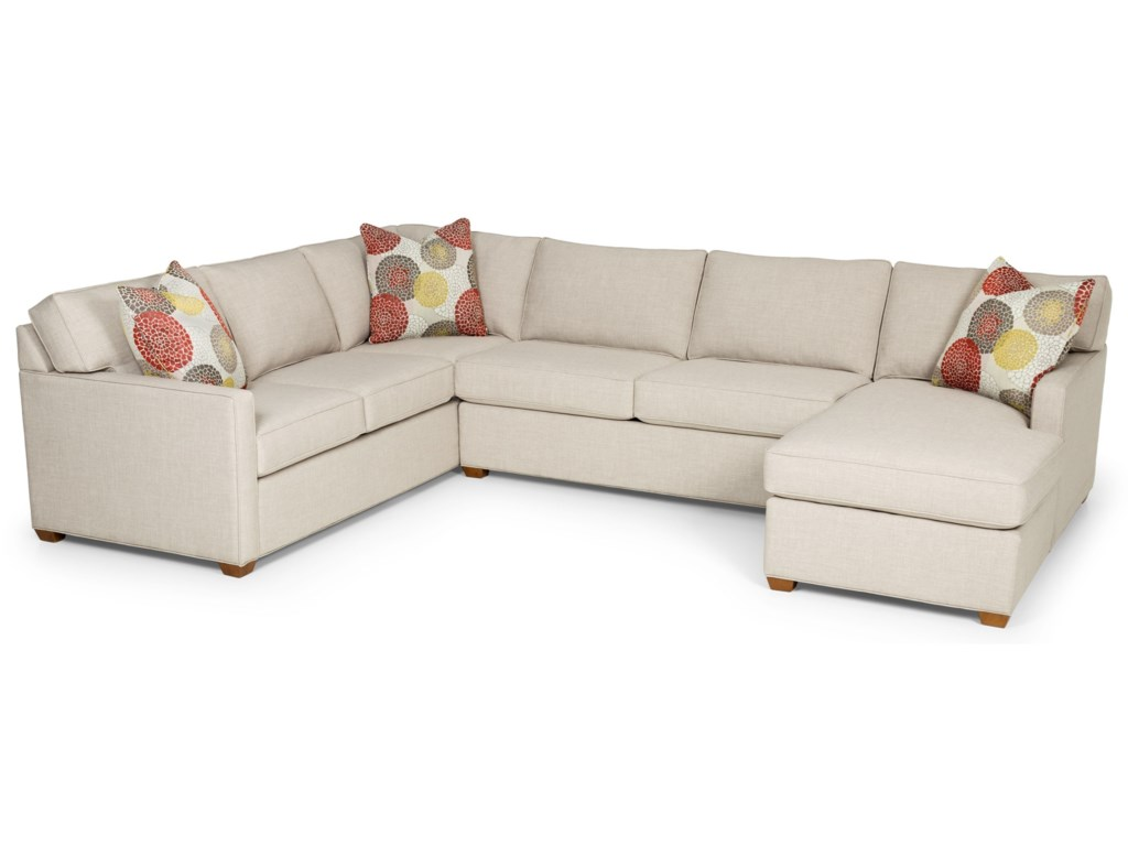 Sunset Home 287Sectional Sofa