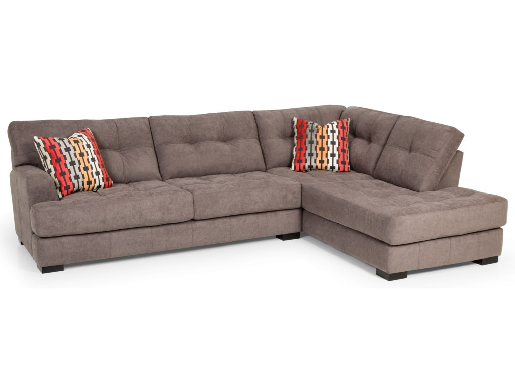 Stanton 3082 Pc Sectional Sofa