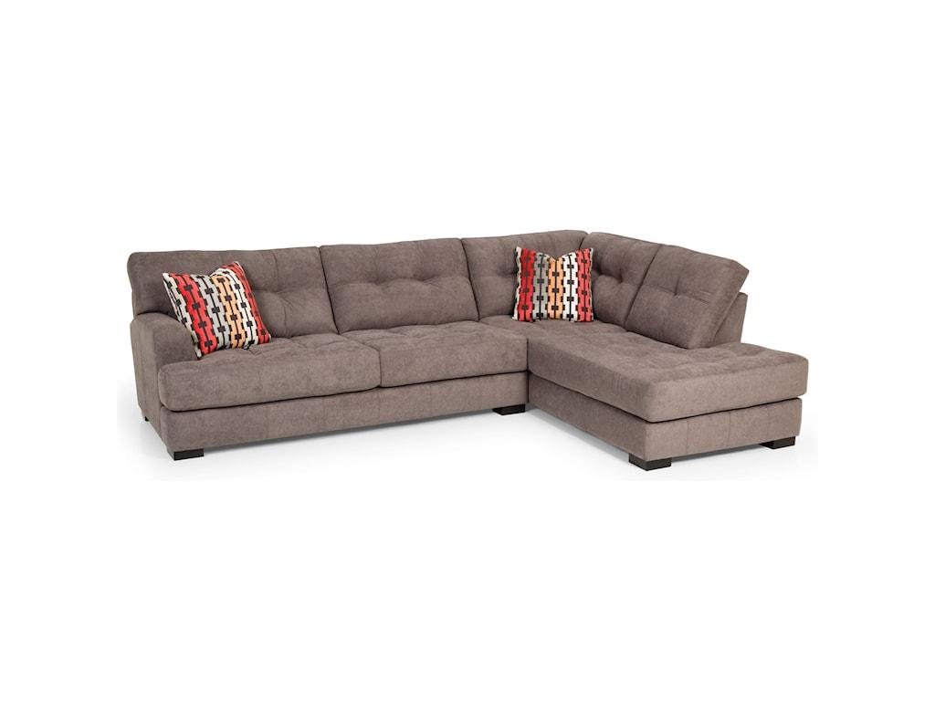 Stanton 3082 Pc Sectional Sofa