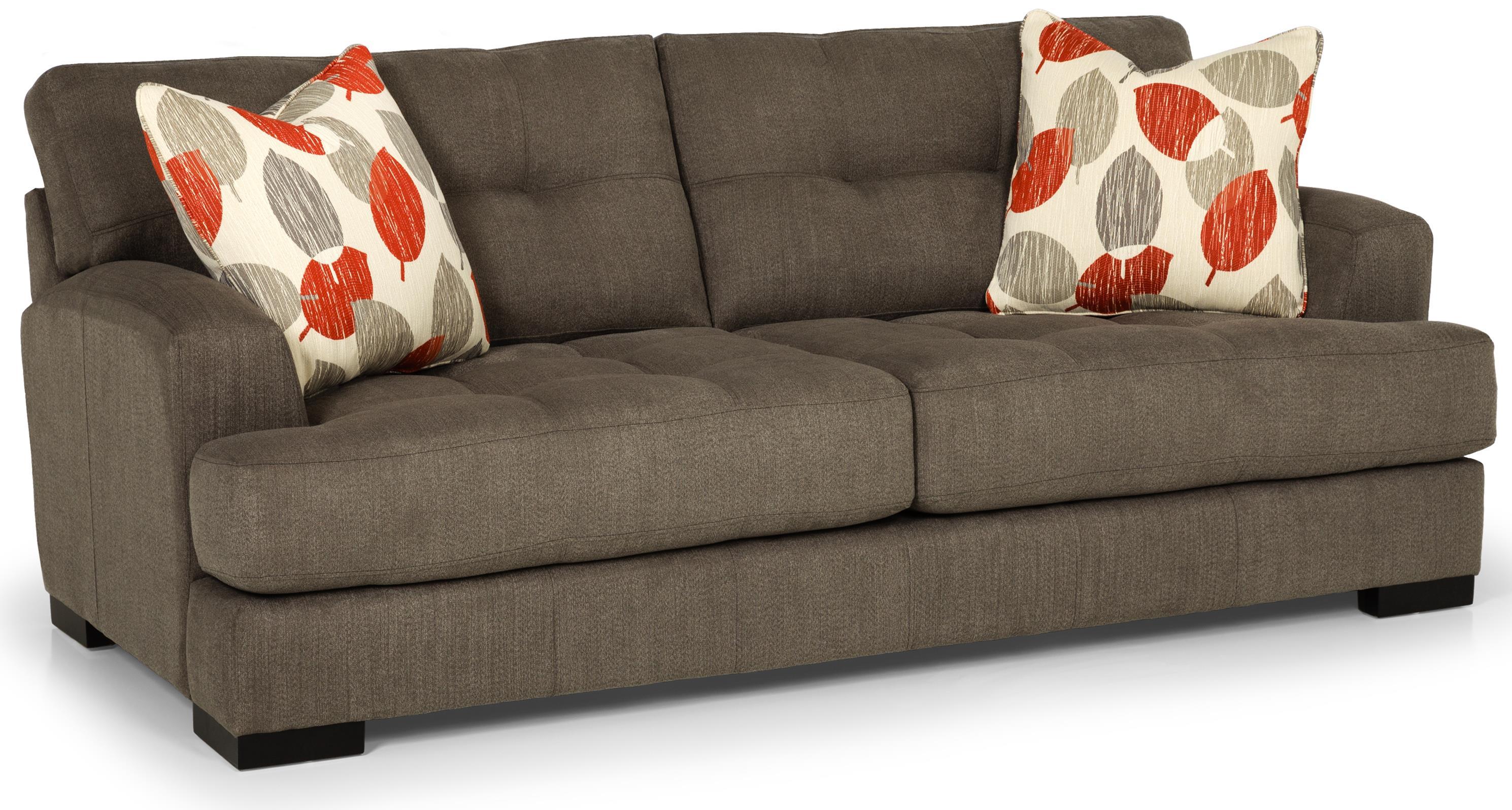 Stanton 308 Stationary Two Cushion Sofa