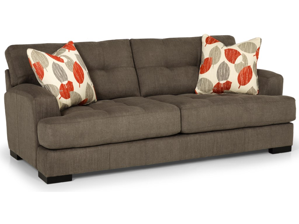 Sunset Home 57301Stationary Sofa