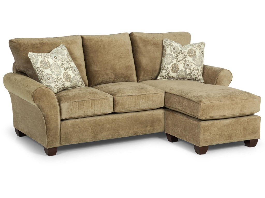 Stanton 320Transitional Chaise Sofa