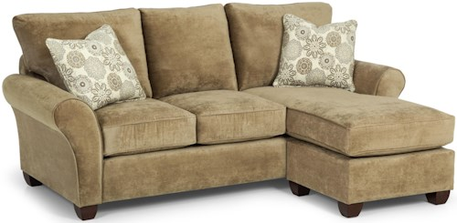 Stanton 320 Queen Basic Chaise Sofa Sleeper