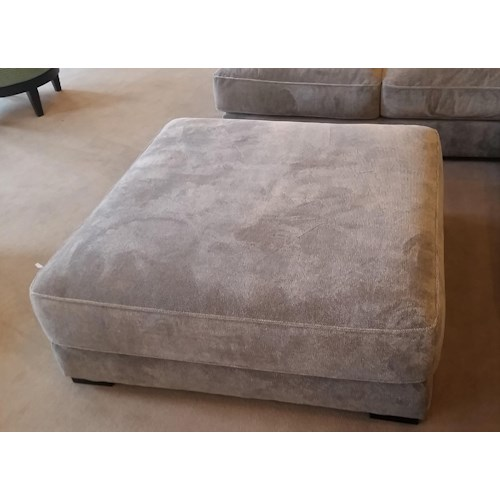 Stanton 338 Extra Large Square Cocktail Ottoman