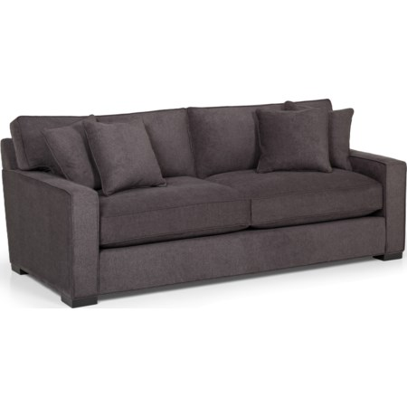 Queen Gel Sleeper Sofa