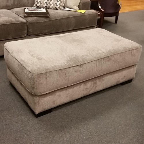 Stanton 376 Rectangular Cocktail Ottoman`