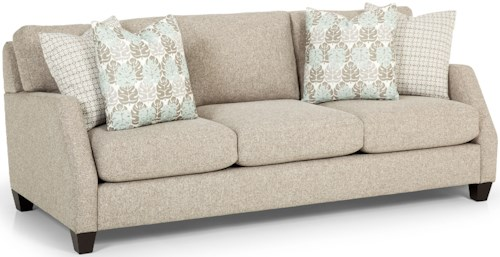 Stanton 389 Casual Sofa with Track Arms