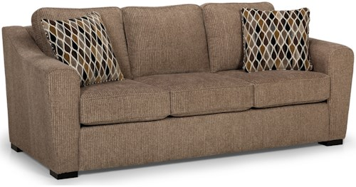 Stanton 423 Casual Sleeper Sofa with Basic Mattress