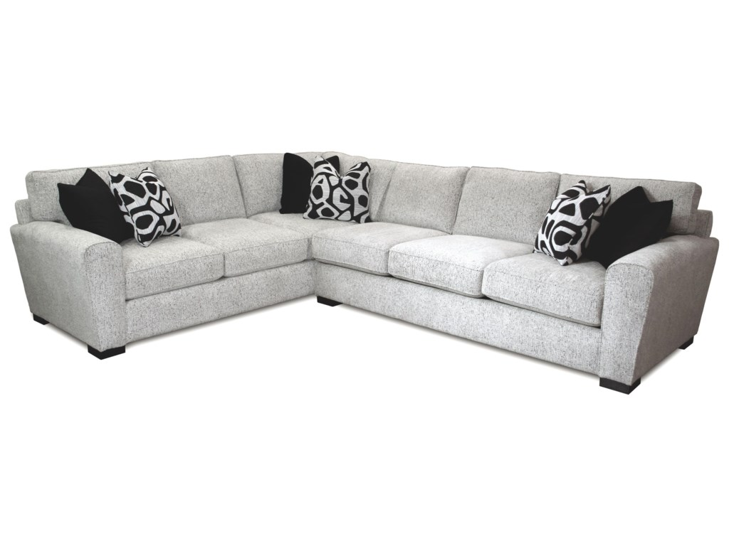 Stanton 431Two Piece Sectional