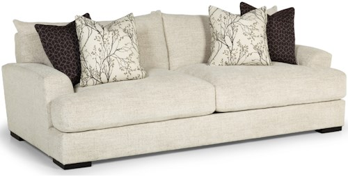 Stanton 436 Casual Two Seat Sofa with Deep Seats