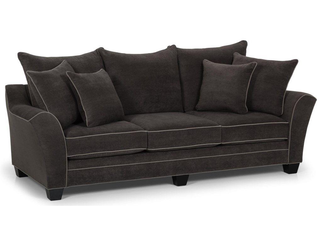 Stanton 456 AC3-Seater Stationary Sofa