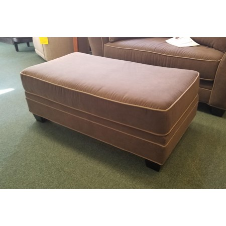 Rect. Cocktail Ottoman