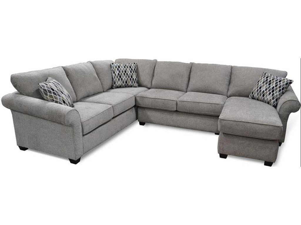 Sunset Home 35087Sectional with Chaise