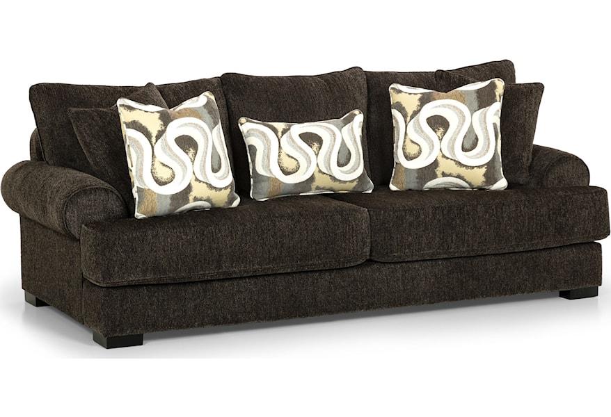 Stanton 475 Transitional 100 Inch Sofa