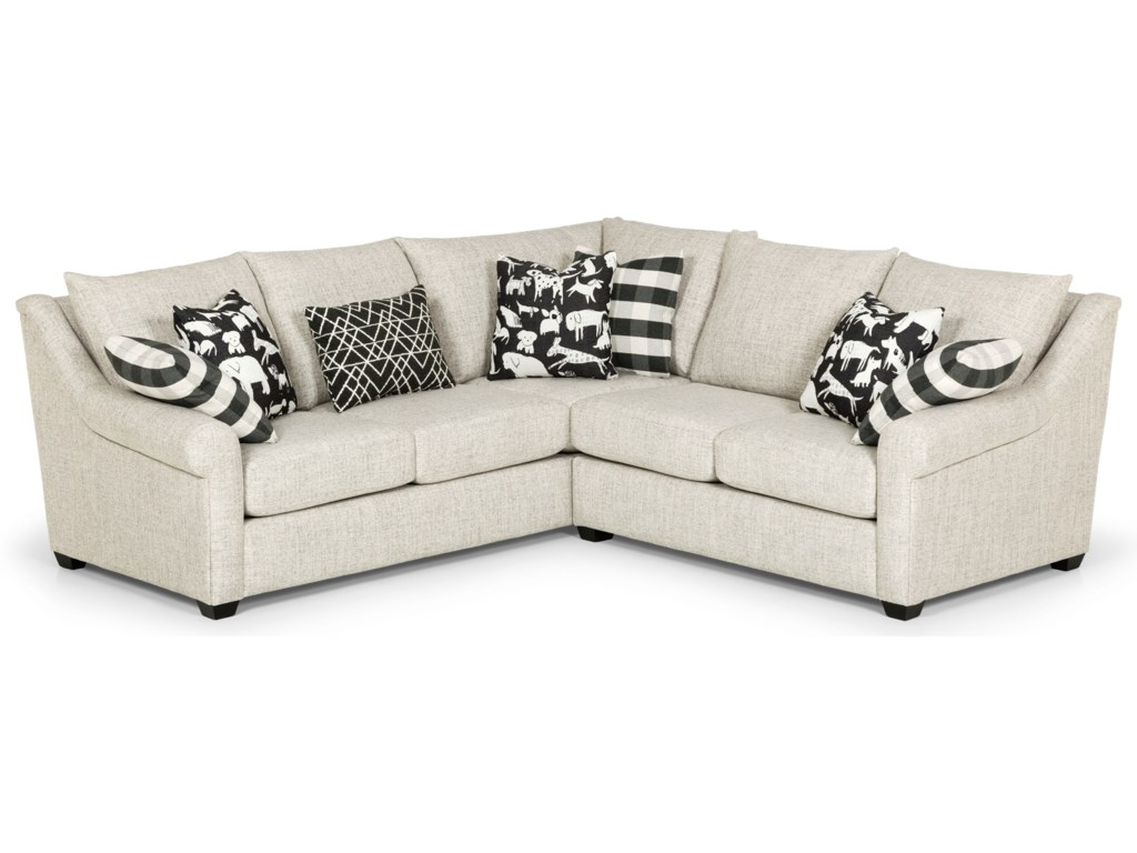 Sunset Home 489L-Shape Sectional