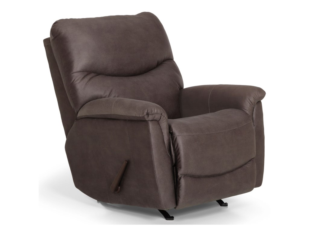 Sunset Home 811Swivel Gliding Reclining Chair