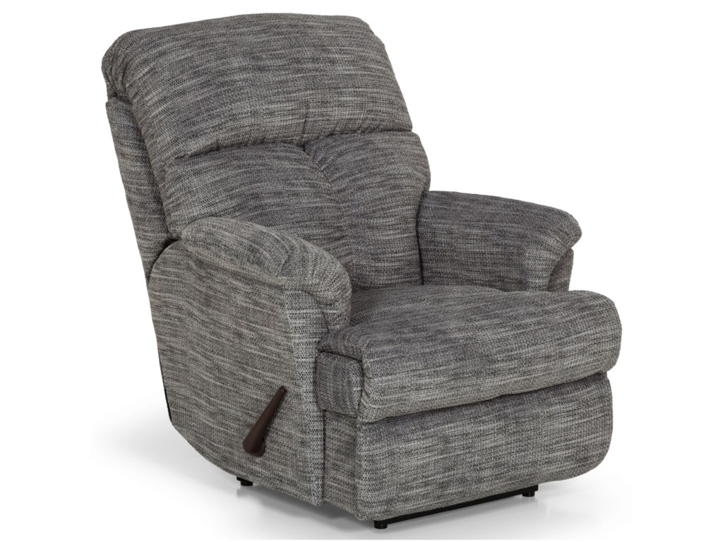 Sunset Home 812Swivel Rocking Reclining Chair