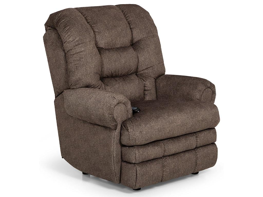 Sunset Home 832Power Big Man's Lift Chair w/ Pwr Head/Lumba