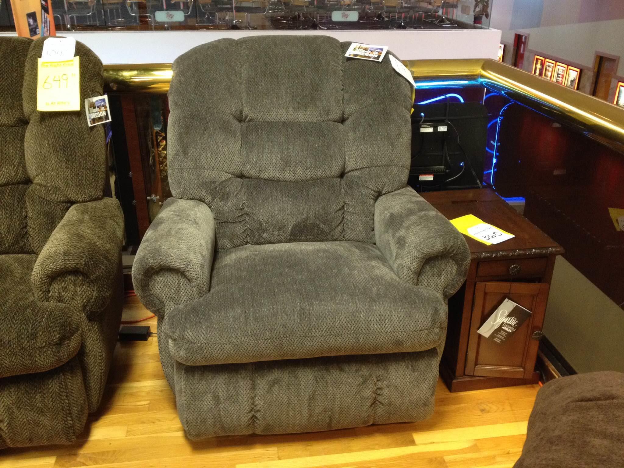 Stanton 834 Big Manu0027s Power Recliner  sc 1 st  Rifeu0027s Home Furniture & Stanton 834 Big Manu0027s Power Recliner - Rifeu0027s Home Furniture ... islam-shia.org