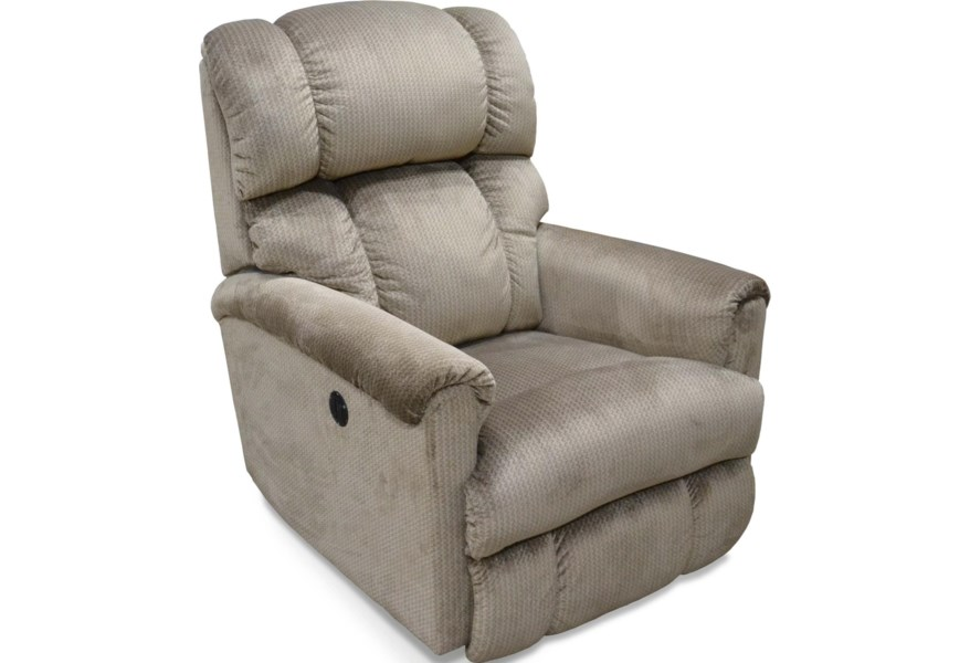 Miraculous Stanton 855 Casual Power Recliner With Padded Rolled Arms Pdpeps Interior Chair Design Pdpepsorg