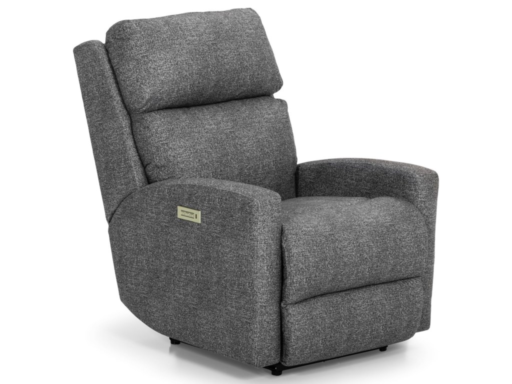 Sunset Home 857Power Reclining Chair w/ Pwr Head & Lumbar