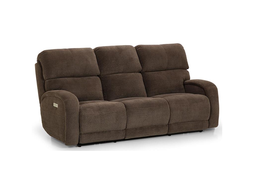 Stanton 858Power Reclining Sofa