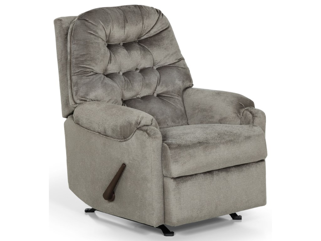 Sunset Home 883Swivel Gliding Reclining Chair