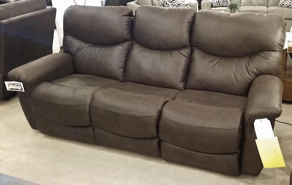 Stanton 936 Casual Power Reclining Sofa With Power Headrest Lumbar