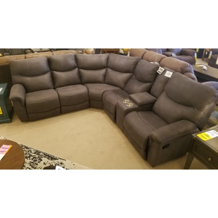 Reclining 6-Piece Sectional