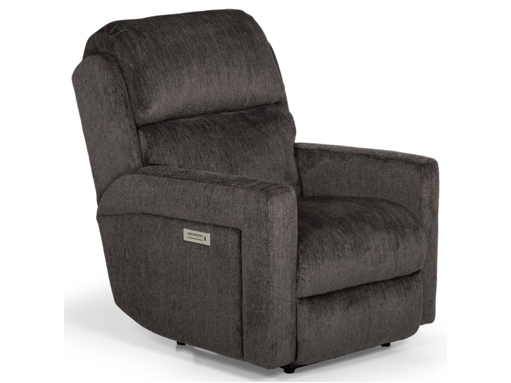 Sunset Home 945Power Rocking Reclining Chair