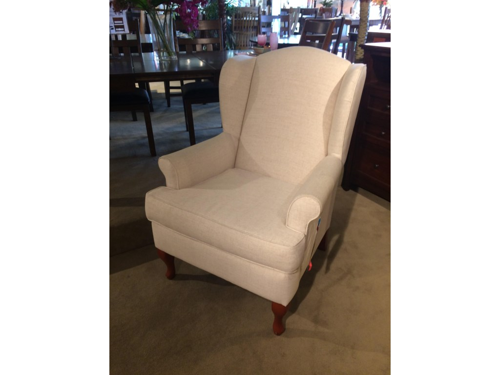 Stanton Accent Chairs and OttomansWing Chair - Display Model