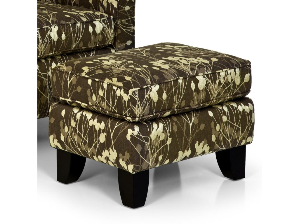stanton accent chairs and ottomans contemporary accent chair ottoman