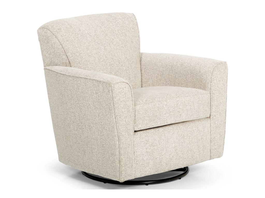 Sunset Home 29057Swivel Glider Chair
