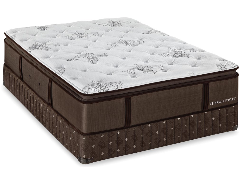 Stearns & Foster Almandine Luxury FirmQueen Luxury Firm Mattress Set