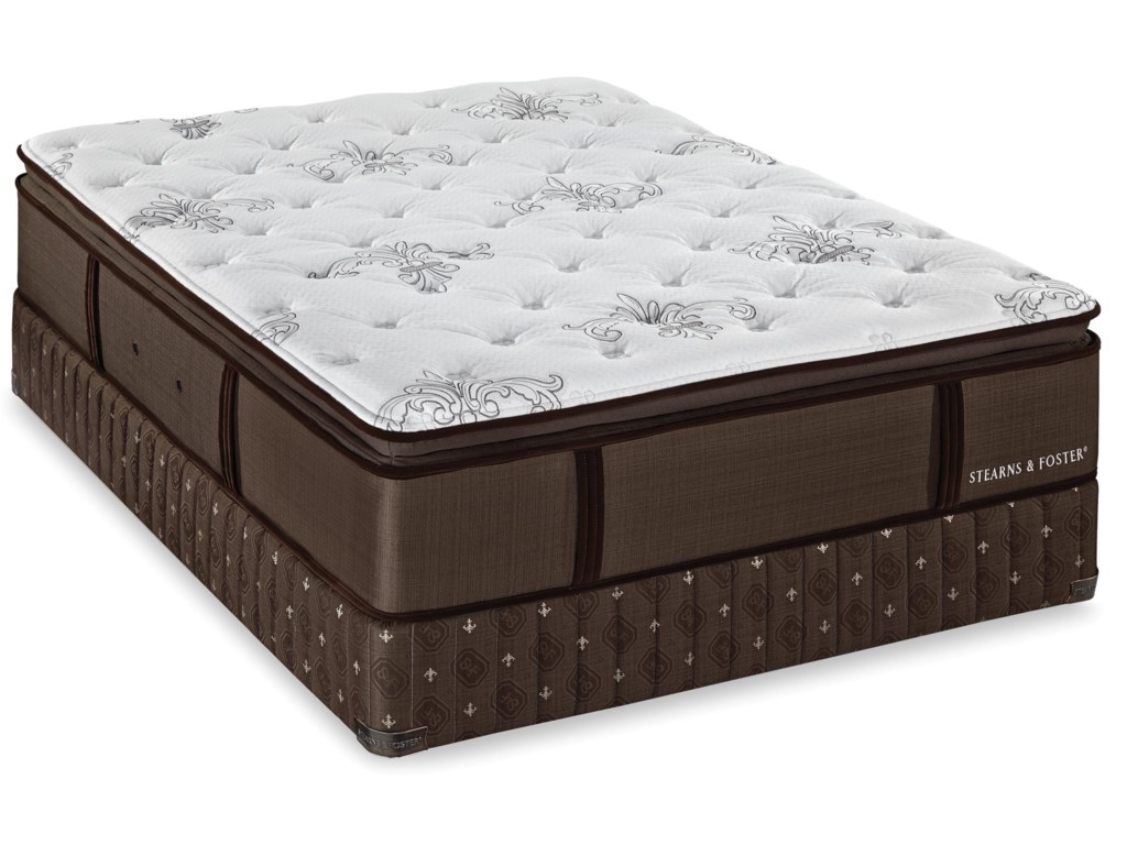 Stearns & Foster Almandine Luxury FirmKing Luxury Firm Mattress