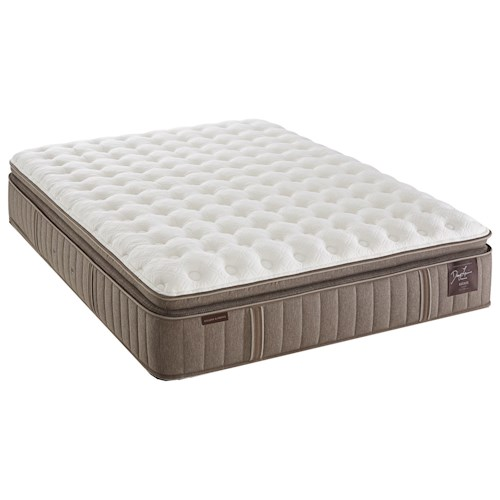 Stearns & Foster Oak Terrace California King Cushion Firm Euro Pillowtop Mattress