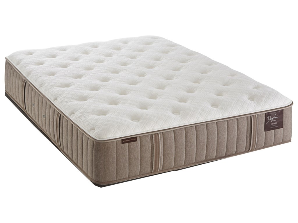 Stearns & Foster Bridle III PlushTwin XL Plush Tight Top Mattress
