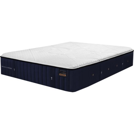 "King 15"" Premium Coil on Coil Mattress"