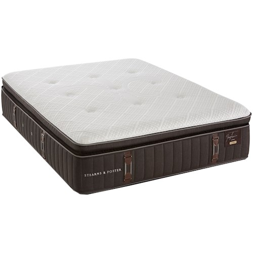 Stearns & Foster Reserve 2 Full Plush Euro Pillowtop Mattress
