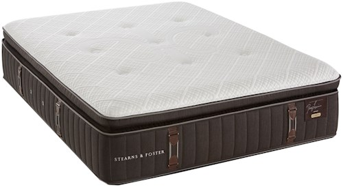 Stearns & Foster Reserve 2 Twin Extra Long Plush Euro Pillowtop Mattress